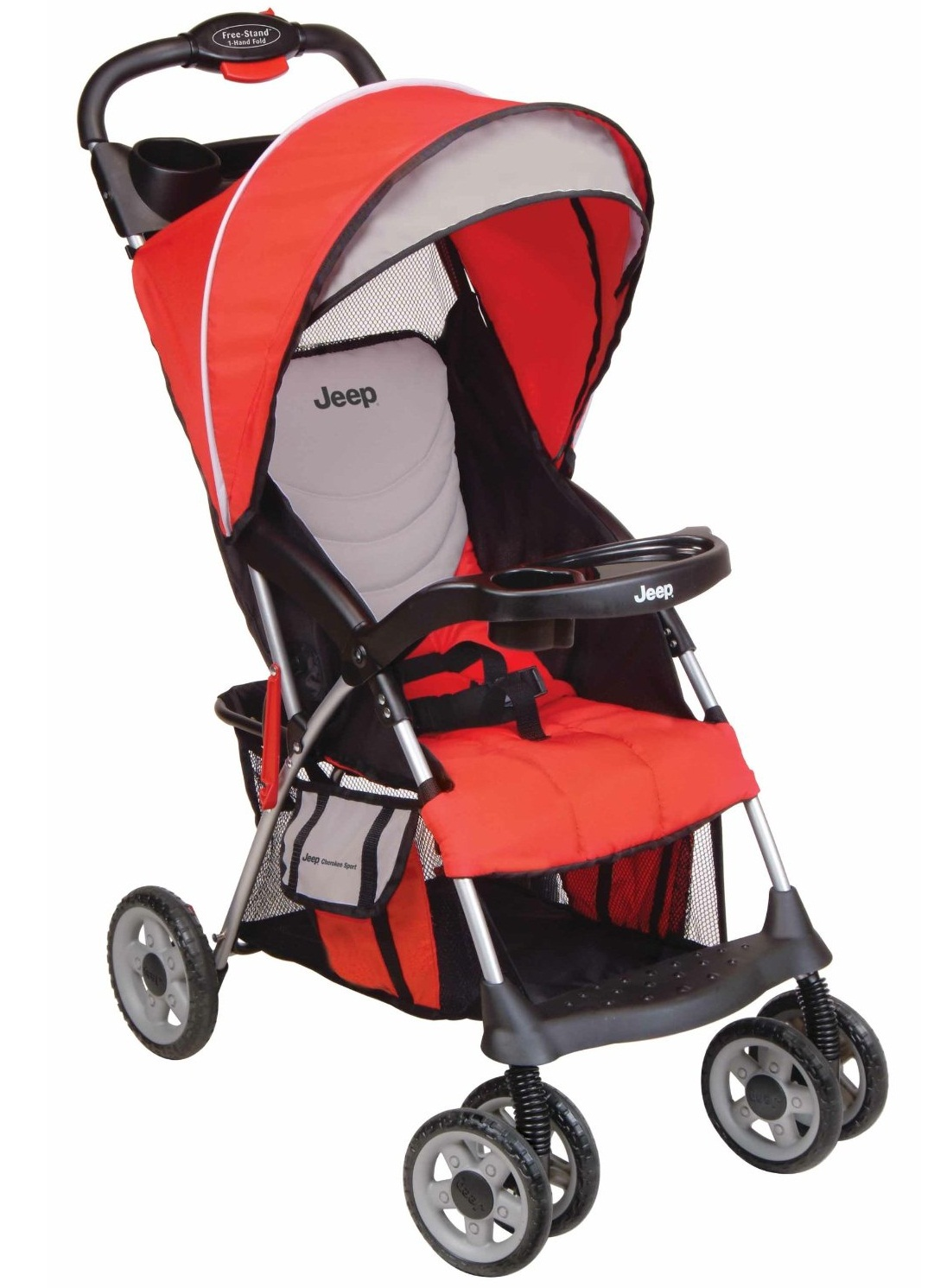 Review of Jeep Cherokee Sport Stroller