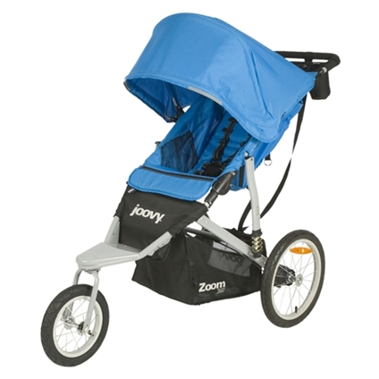 Review of Joovy Zoom 360 Swivel Wheel Jogging Stroller