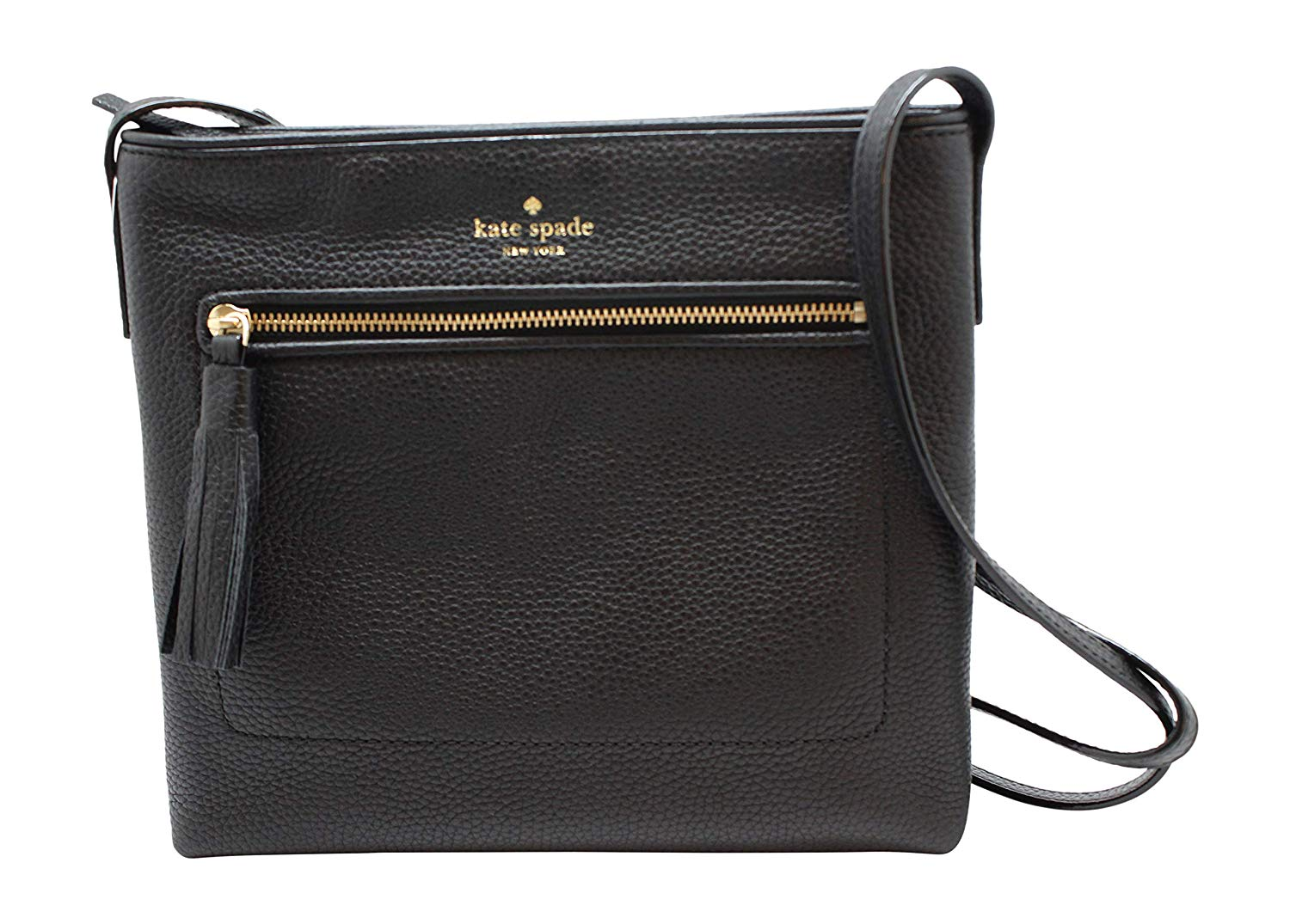 Review of Kate Spade New York Chester Street Dessi Pebbled Leather Shoulder Bag