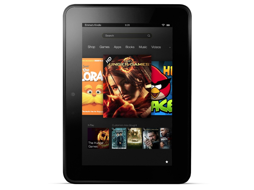 Review of Kindle Fire HD 7