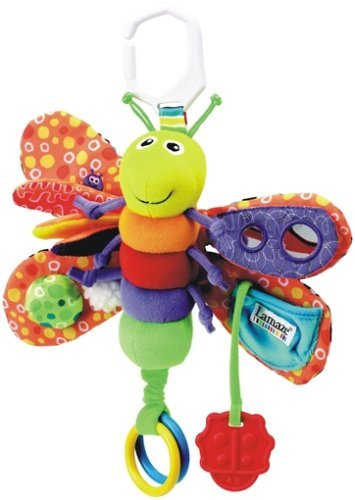 Review of Lamaze Play & Grow Take Along Toys