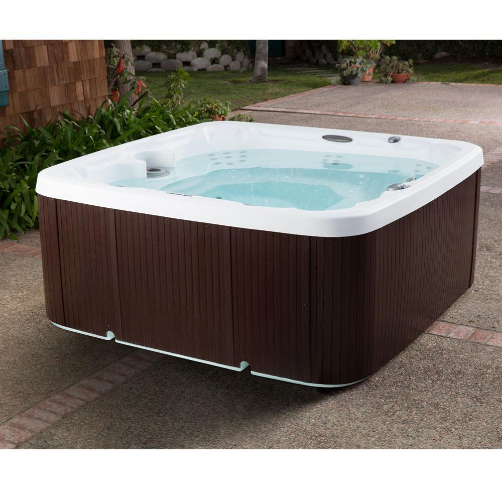 Review of Lifesmart Coronado DLX (LS600DX) 65-Jet, 7-Person Spa