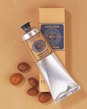 Review of L'Occitane Shea Butter Hand Cream