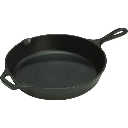 Review of Lodge Logic Pre-Seasoned Skillet