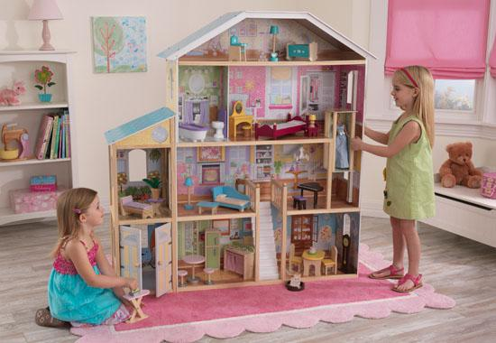 Review of KidKraft Majestic Dollhouse