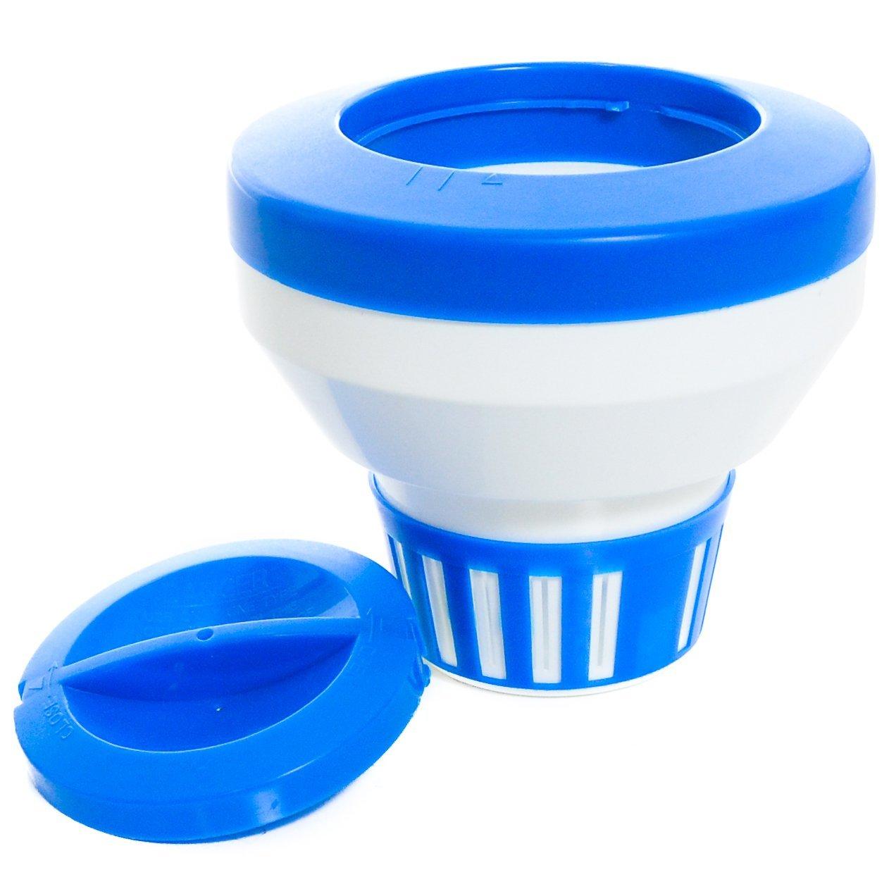 Review of Milliard Chlorine Floater, Floating Chlorine Dispenser