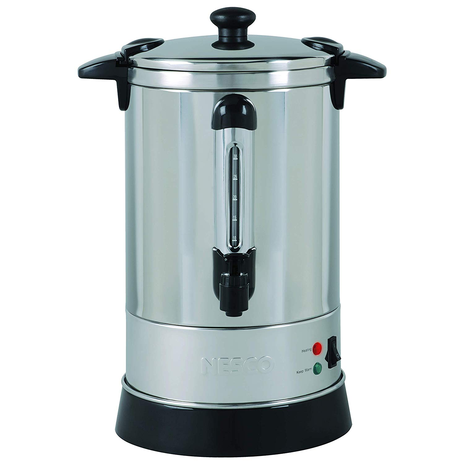 Review of Nesco CU-30 Professional Coffee Urn, Stainless Steel