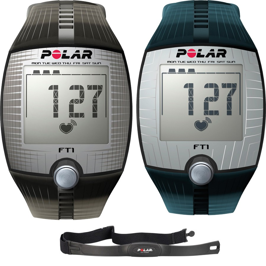 Review of Polar FT1 Heart Rate Monitor