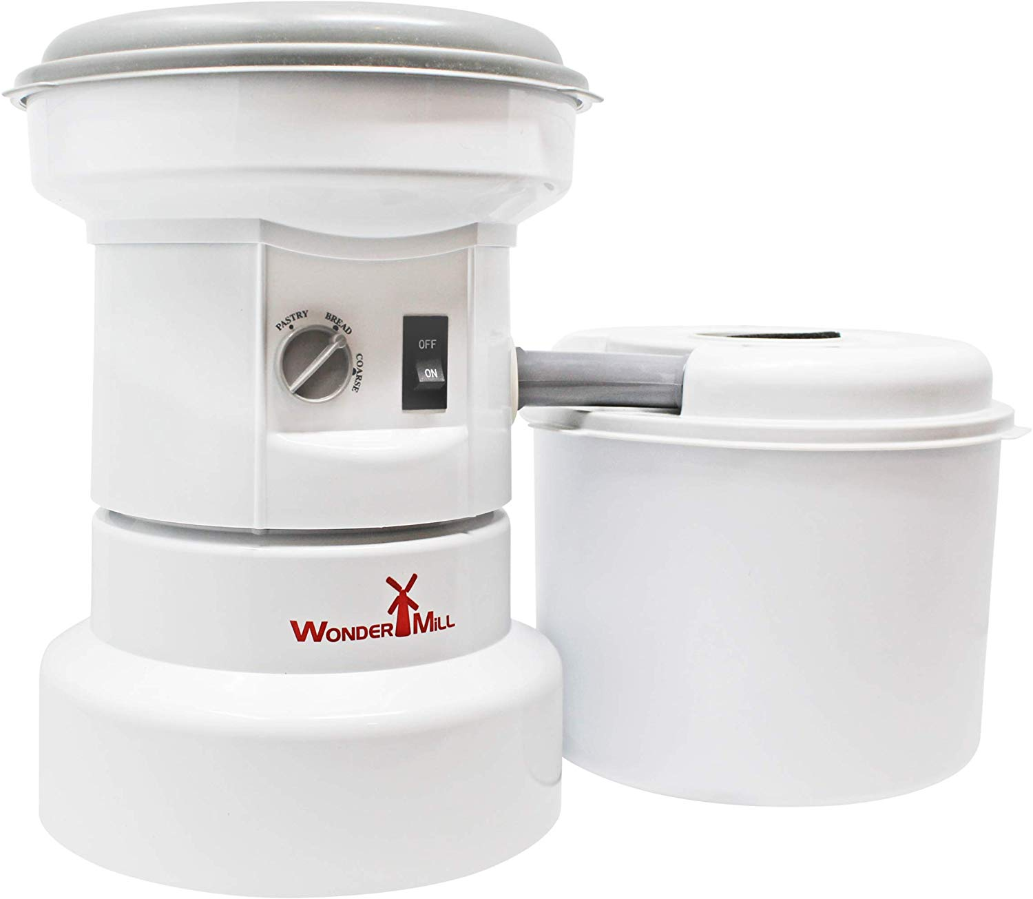 Review of Powerful Electric Grain Mill Grinder for Home and Professional Use by Wondermill