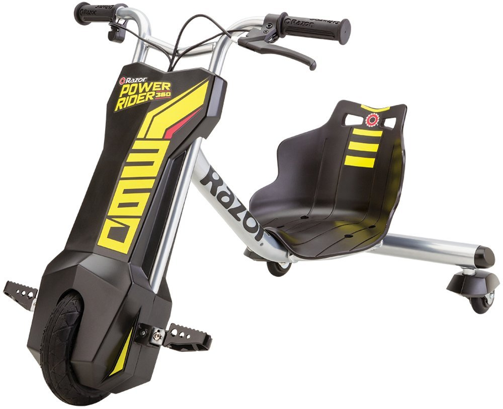 Review of Razor Power Rider 360 Electric Tricycle