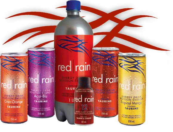 Review of Red Rain Energy Drink
