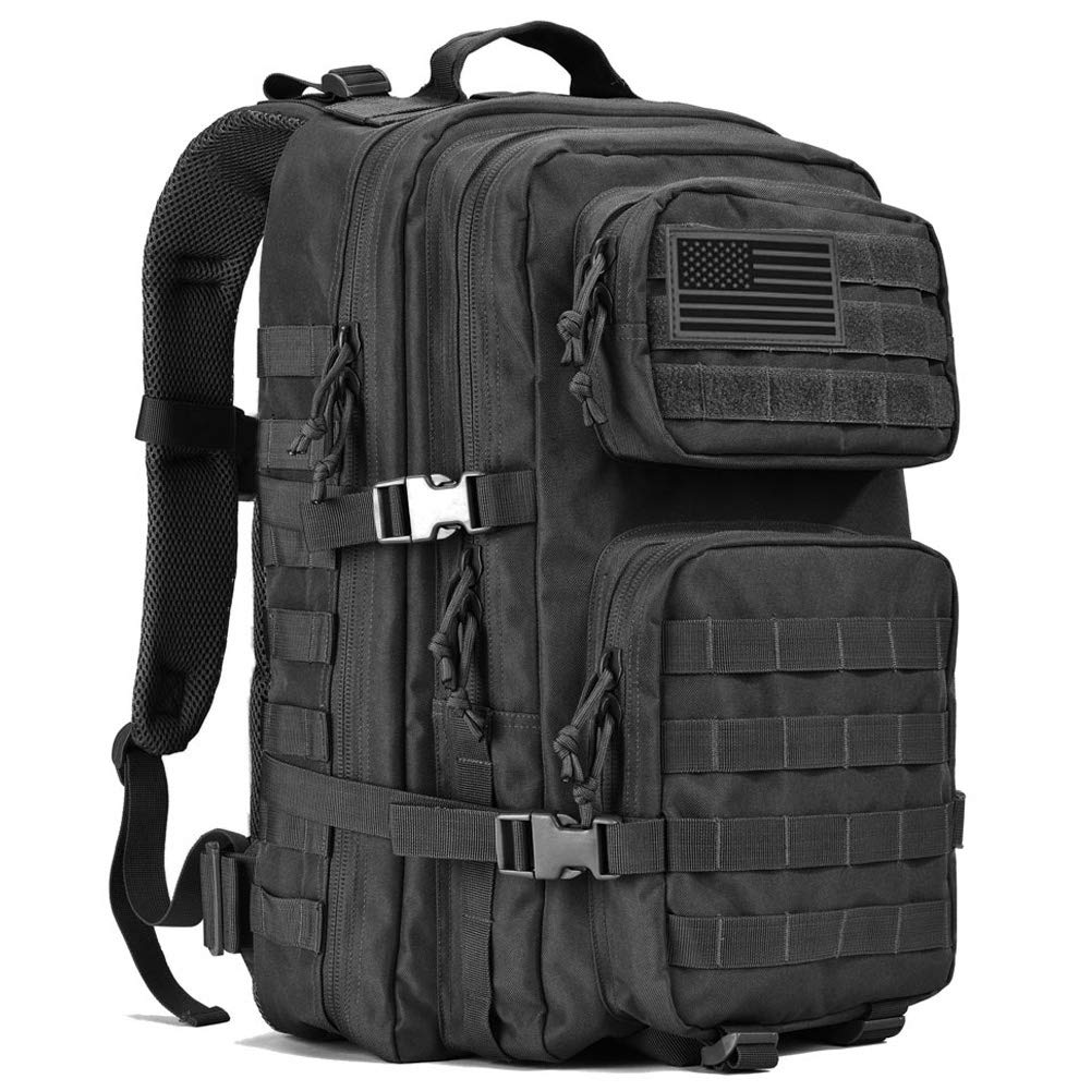 Review of REEBOW GEAR Military Tactical Backpack Large Army 3 Day Assault Pack