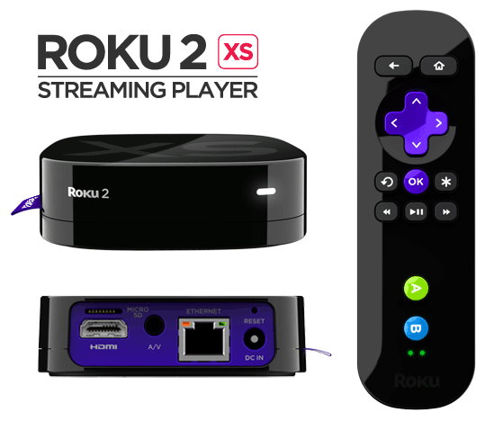 Review of Roku 2XS