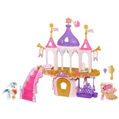 Review of My Little Pony Royal Wedding Castle Playset