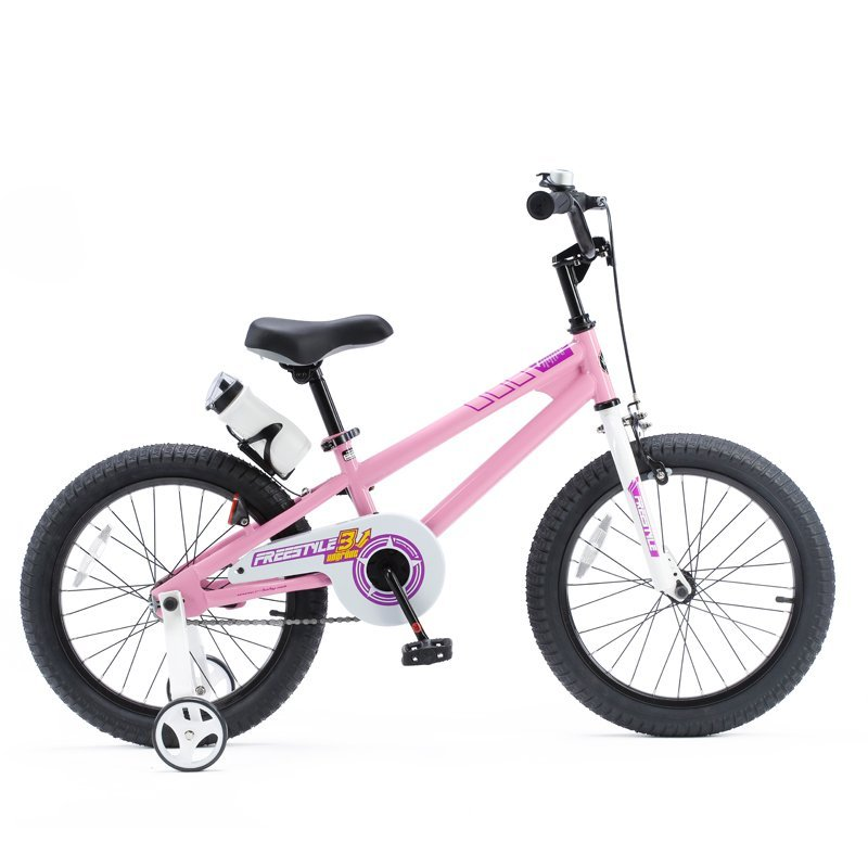 Review of Royalbaby RB18B-6P BMX Freestyle Kids Bike