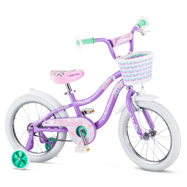 Review of Schwinn Girl's Jasmine Bicycle, 16