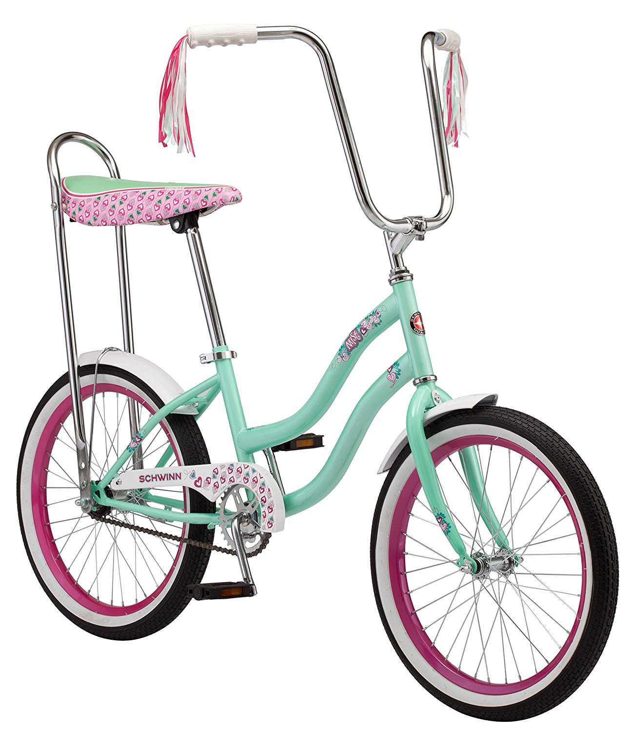 Review of Schwinn Girl's Mist Polo Bike, 20-Inch, Mint