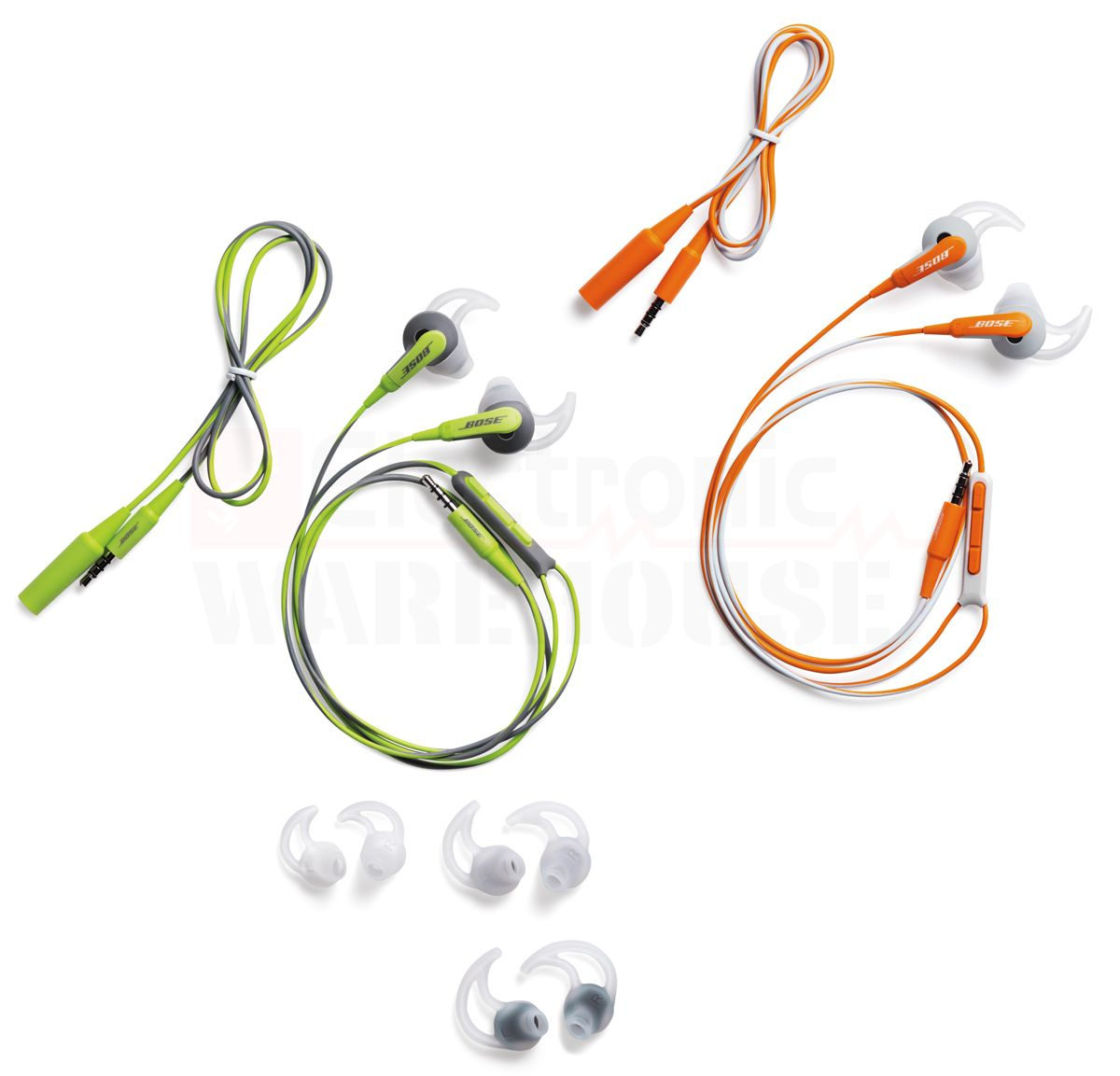 Review of Bose SIE2 and SIE2i Sport Headphones