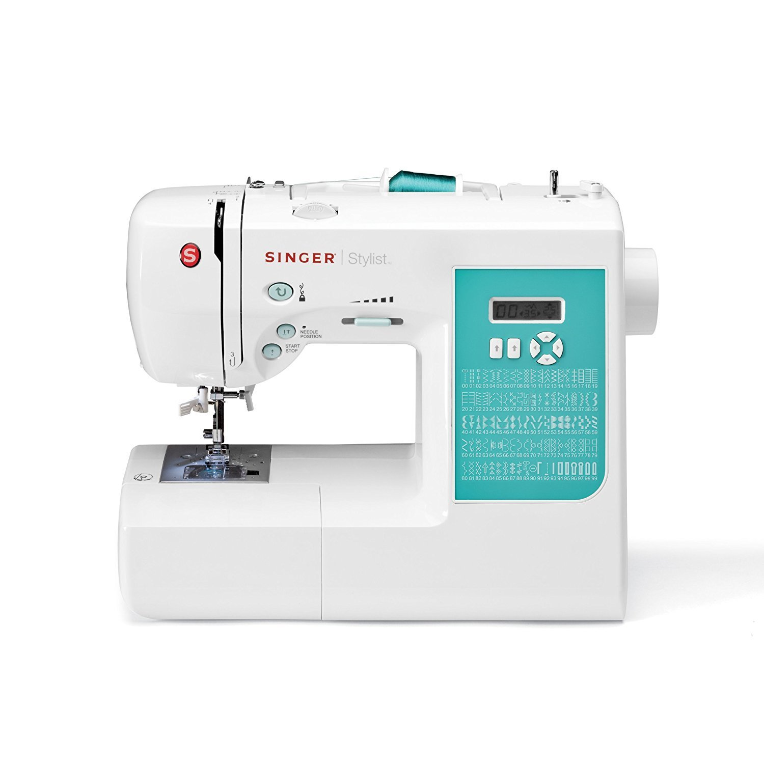 Review of SINGER | 7258 100-Stitch Computerized Sewing Machine