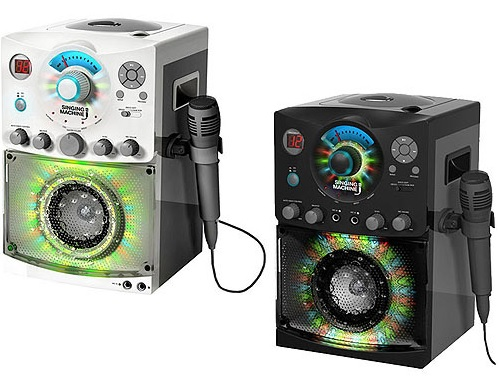 Review of Singing Machine SML-385 CDG Karaoke System with Disco Lights