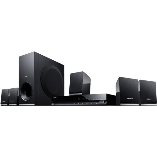 Sony DAV-TZ140 5.1 CH Home Theater Surround Sound System with DVD Player