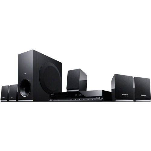 Review of Sony DAV-TZ140 5.1 CH Home Theater Surround Sound System with DVD Player