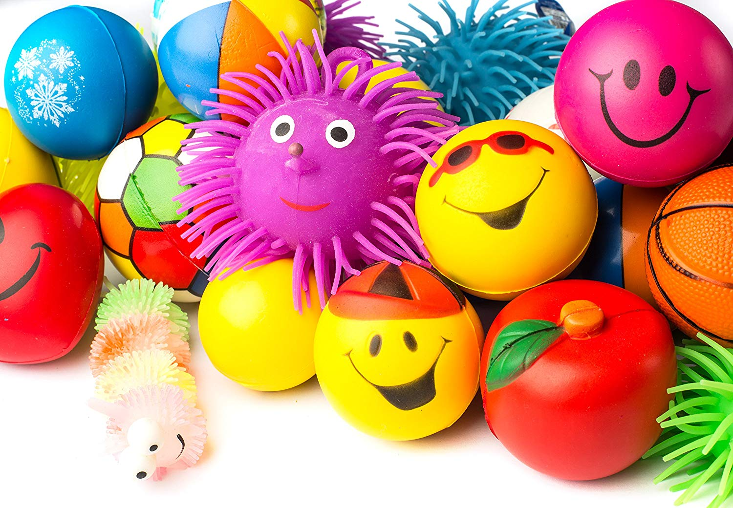 Review of Stress Balls Puffer Stress Relief Toys