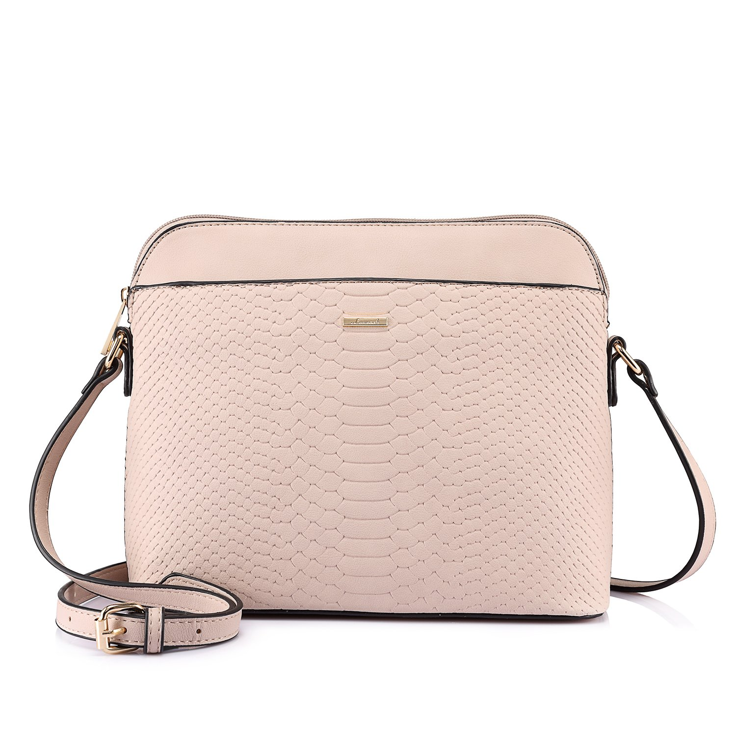 Review of Stylish Crossbody Bags Purses Shoulder Bag for Women in Contrast Design