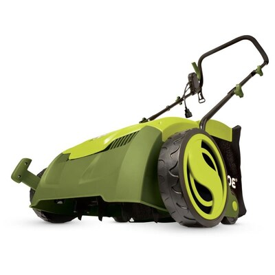 Review of Sun Joe 12.6-in Spike Lawn Aerator