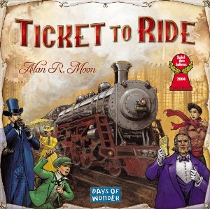 Review of Ticket To Ride