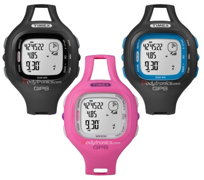 Review of Timex Marathon GPS Watch