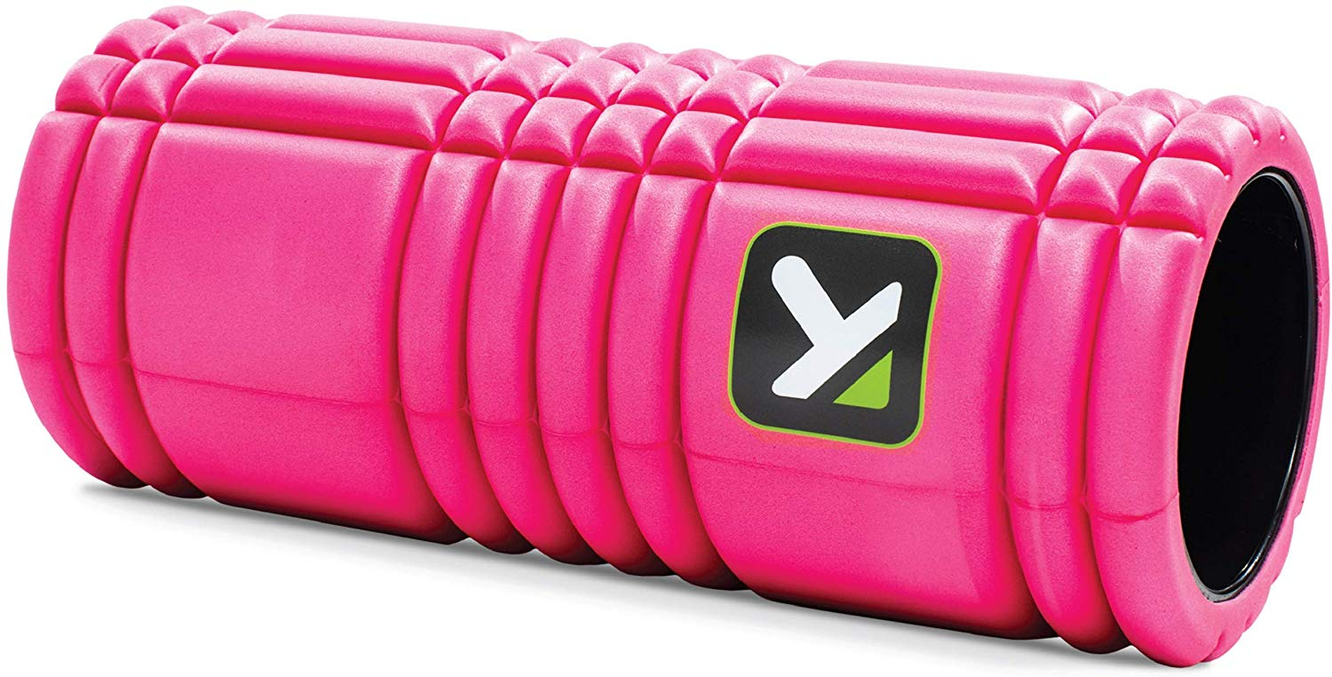 Review of TriggerPoint GRID Foam Roller with Free Online Instructional Videos, Original (13-Inch)