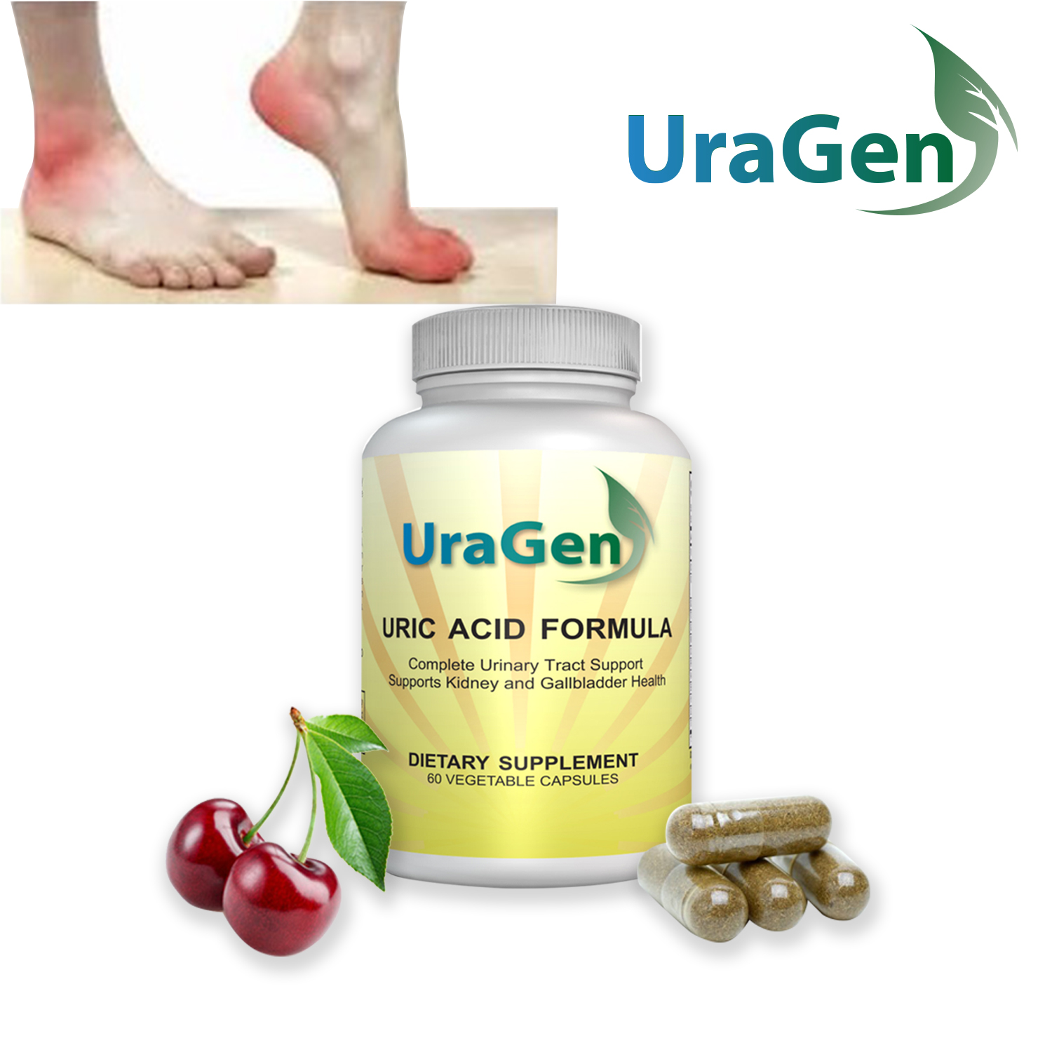 Review of Uric Acid Cleanse Flush - Supports Healthy Uric Acid Levels & Healthy Kidney Function