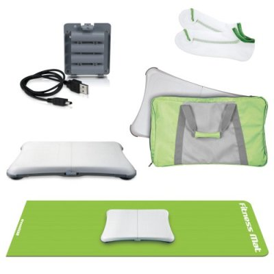 Review of Wii 5-In-1 Fitness Bundle