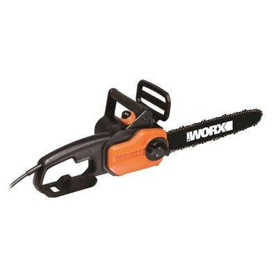Review of WORX 8-Amp 14-in Corded Electric Chainsaw