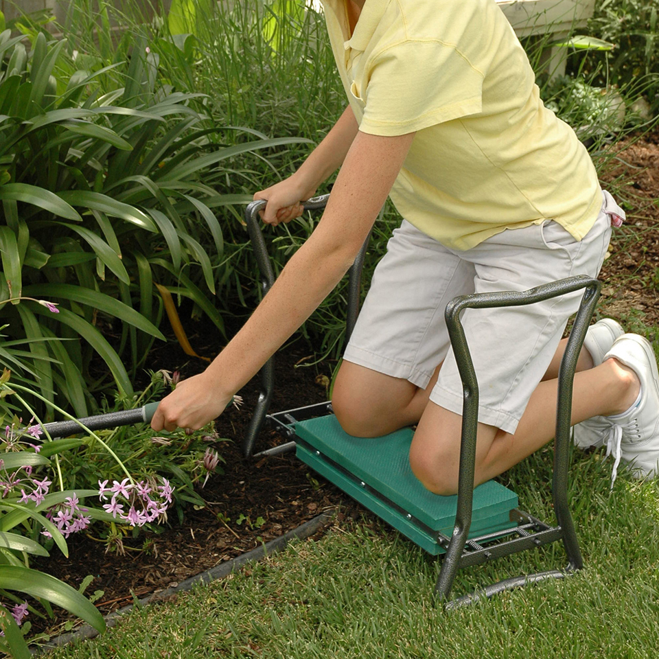Review of Yard Butler GKS-2 Garden Kneeler and Seat