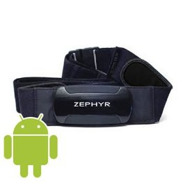 Zephyr HxM Bluetooth Wireless Heart Rate Sensor for Android and Windows Phone 8