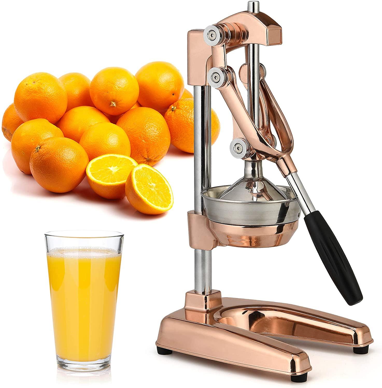 Review of Zulay Professional Citrus Juicer - Premium Manual Citrus Press and Orange Squeezer