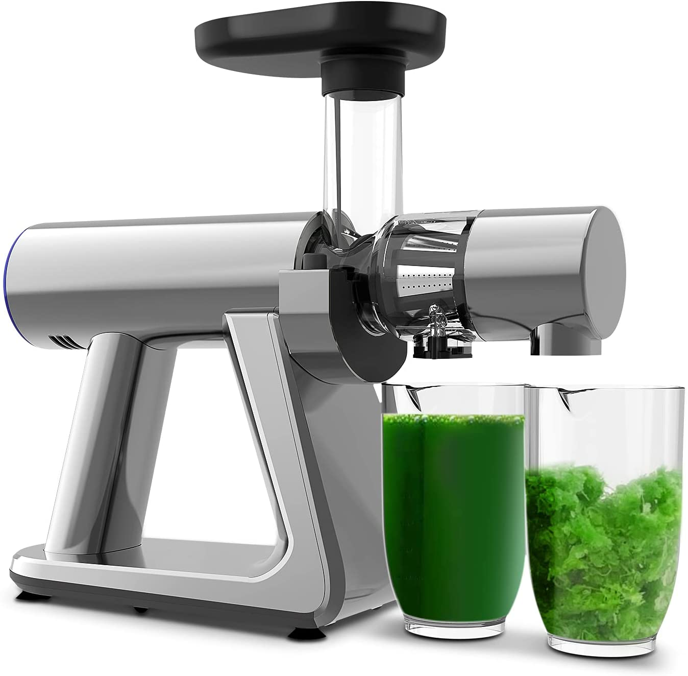 Review of ZUUKOO Slow Masticating Juicer, Cold Press Extractor